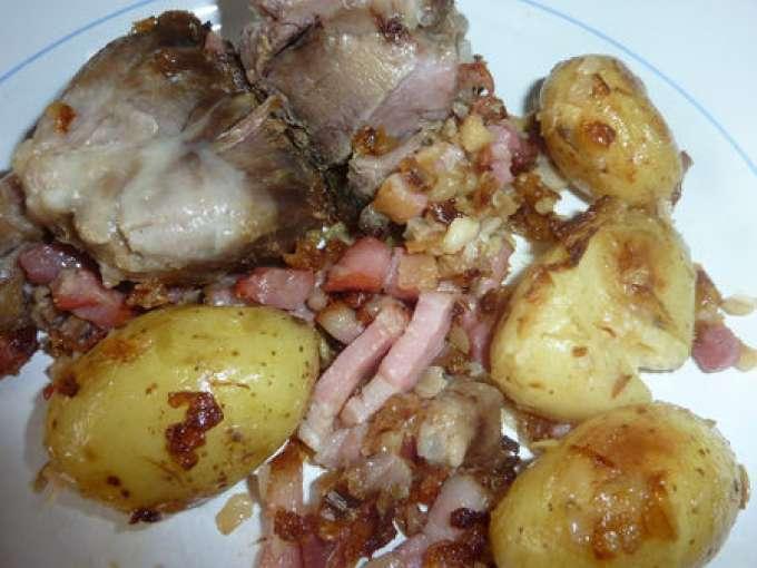 Recette de jarret de porc 37 recettes sur ptitchef - Cuisiner un jarret de porc ...