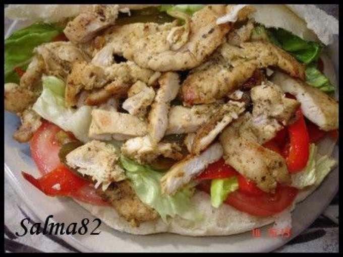 Kebab 28 recettes sur ptitchef for Cuisinier kebab