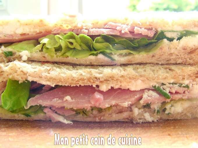 sandwich avec thon ciboulette 2 recettes sur ptitchef. Black Bedroom Furniture Sets. Home Design Ideas