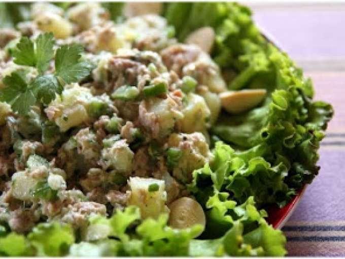 salade avec thon poivron 60 recettes sur ptitchef. Black Bedroom Furniture Sets. Home Design Ideas