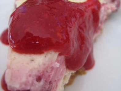 Recette Cheesecake vanille, framboise
