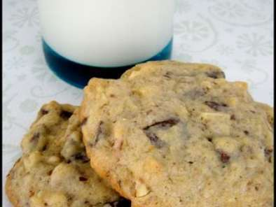 Recette Les giant chocolate chip cookies de ben&jerry's, des cookies à se damner!!