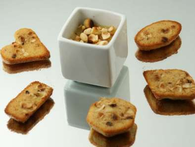 Recette Financiers de christophe michalak