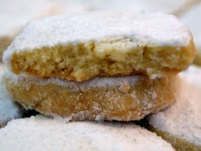 Recette Lime meltaways: biscuits au citron vert fondants de martha stewart