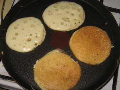 Recette Blinis light