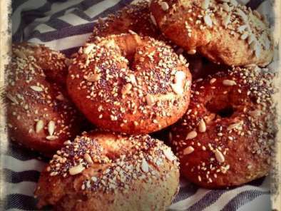 Recette Bagels maison, version vegan