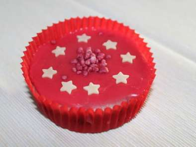 Recette Cupcake tout framboise.