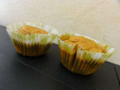 Recette Muffins crabe curry