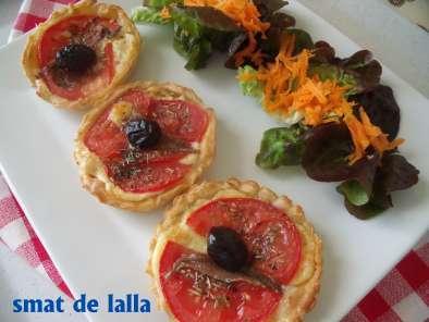 Mini tomates farcies sans cuisson, Recette Ptitchef