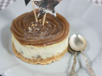 Recette Cheesecake aux marrons