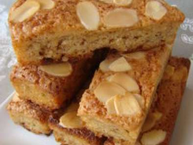 Recette Financier amande-pralin...attention tuerie!