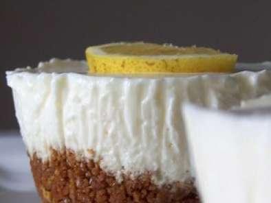 Cheesecake citron vert & spéculoos (sans cuisson), Recette ...