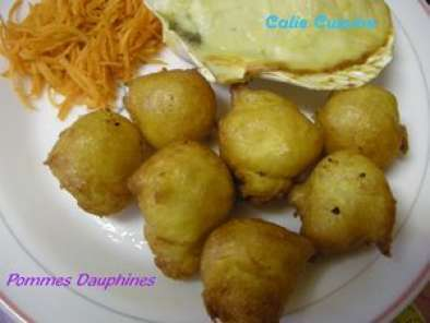 Recette Pommes dauphines au thermomix