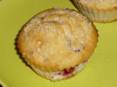 Recette Muffins pomme-framboise