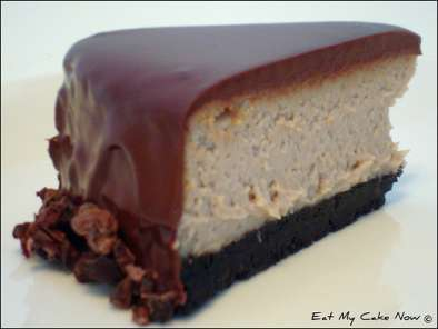Recette Daring bakers: chestnut cheesecake gâteau au fromage et aux marrons