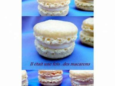Recette Macarons a l'ananas