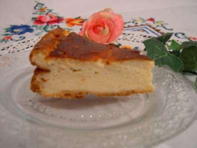 Recette Gateau au fromage blanc ( cheesecake)