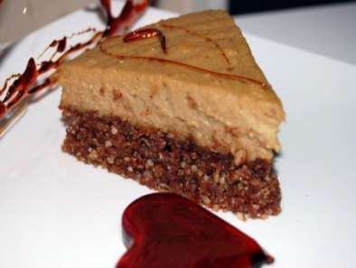 Recette Lucuma cheesecake? better than caramel !