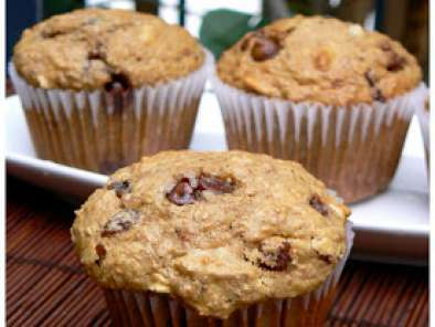 Recette Muffins double son