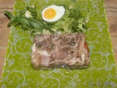Oreille de cochon rôtie, Recette Ptitchef