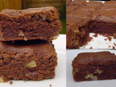Recette Brownies light