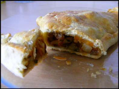 Recette Montana butte pasty