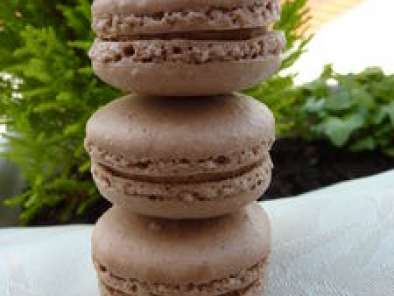 Recette Macarons cappuccino