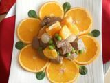 Etape 7 - Boeuf à l'orange avec la confiture d'abricots (recette pour nouvel an chinois)