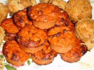 amuse bouche muffins au thon recette ptitchef. Black Bedroom Furniture Sets. Home Design Ideas