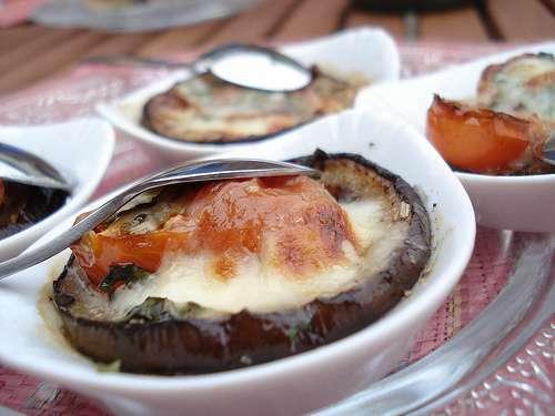 Aubergine l 39 italienne recette ptitchef - Aubergine grillee a l italienne ...