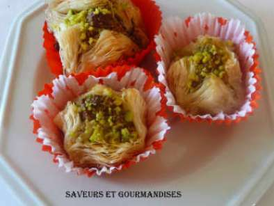 BAKLAWA OU CHAMIA SYRIENNE, Photo 2