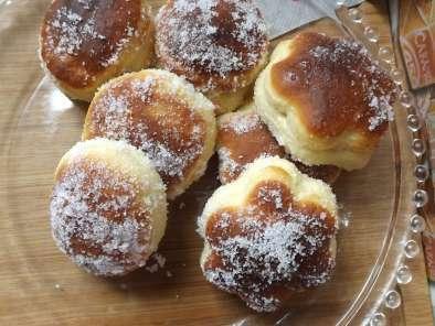 Beignets fourr s cuisson au four recette ptitchef - Polenta cuisson au four ...