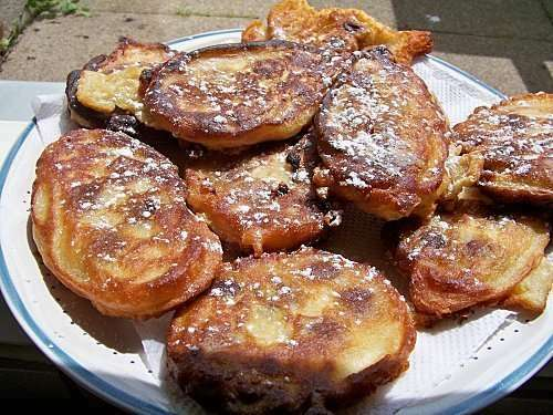 Beignets party sans friture la plancha recette ptitchef - Idee plancha party ...
