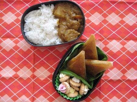 bento 11 curry japonais recette ptitchef. Black Bedroom Furniture Sets. Home Design Ideas