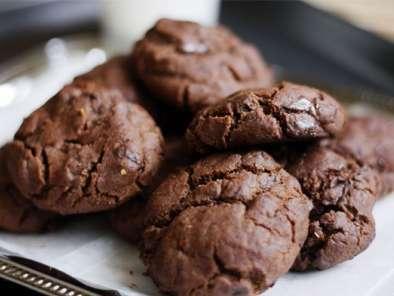 Biscuits Au Chocolat Noir Et Piment Recette Ptitchef
