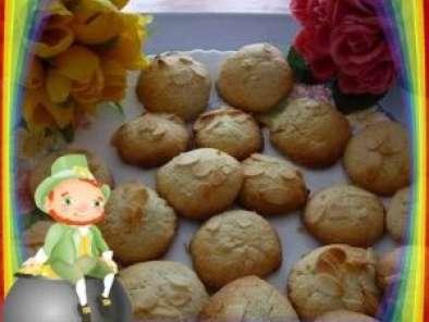 Biscuits Aux Amandes Recette Ptitchef