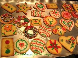 Biscuits de no l l 39 emporte pi ce recette ptitchef - Biscuits de noel facile ...