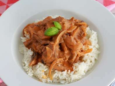 Bœuf Stroganoff facile et rapide, Photo 2