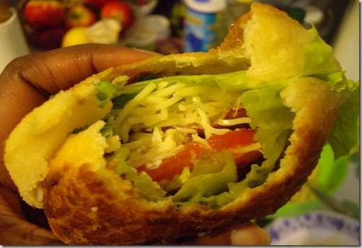 bokit le hamburger ou kebab antillais recette ptitchef
