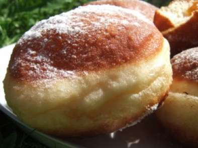 Bomboloni (beignets italiens)