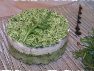 Brandade au pesto de roquette, photo 2