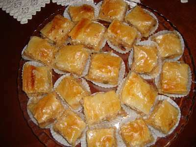 Briket hlib (gâteau tunisien à la crème), Recette Ptitchef