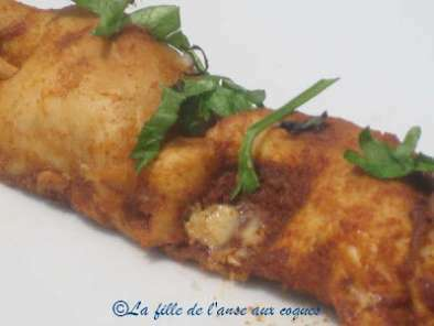 BROCHETTES DE POULET AU PAPRIKA FUMÉ, photo 2