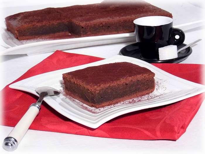 brownies au chocolat et la cr me de marron recette ptitchef. Black Bedroom Furniture Sets. Home Design Ideas