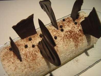 Recette buche de noel poire chocolat