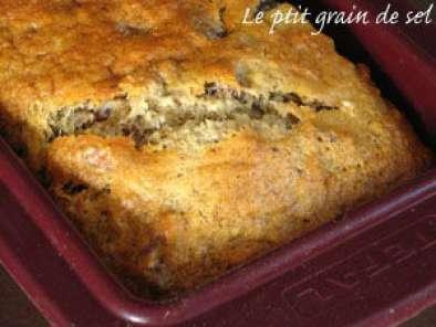 Cake  Ef Bf Bd La Banane Chocolat Noix Pecan