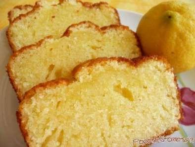 Cake Au Citron Sophie Dudemaine