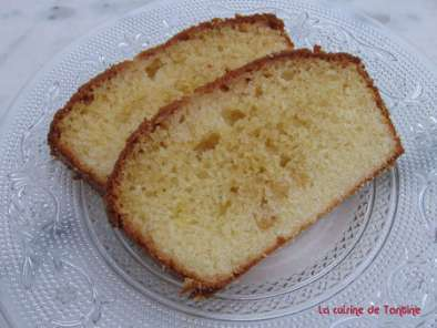 Cake au citron thermomix, photo 2