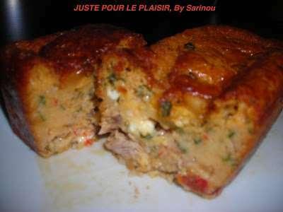 Pinterest Cake Thon Et Poivrons