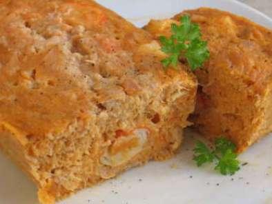 Cake Au Thon Et Tomate Curry